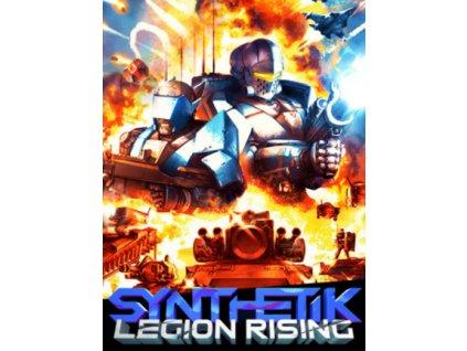 SYNTHETIK: Legion Rising (PC) Steam Key