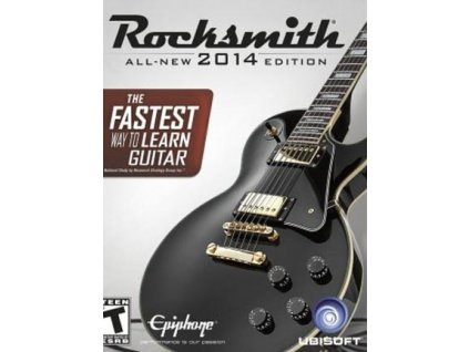 Rocksmith 2014 Edition - Remastered (PC) Steam Key