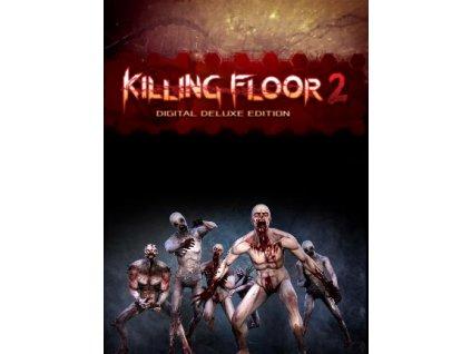 Killing Floor 2 - Deluxe Edition (PC) Steam Key