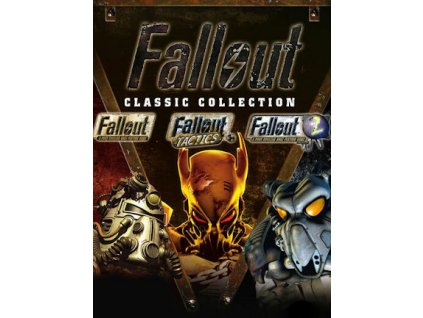 Fallout Classic Collection (PC) Steam Key