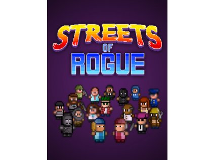 Streets of Rogue (PC) Steam Key