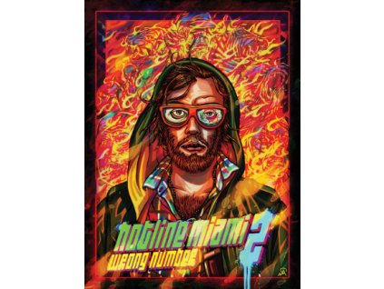 Hotline Miami 2: Wrong Number - Digital Special Edition (PC) Steam Key