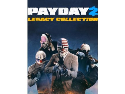PAYDAY 2: Legacy Collection (PC) Steam Key