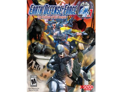 EARTH DEFENSE FORCE 4.1 The Shadow of New Despair (PC) Steam Key