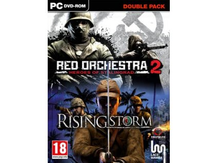 Red Orchestra 2: Heroes of Stalingrad + Rising Storm (PC) Steam Key