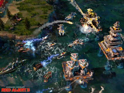Command & Conquer: Red Alert 3 - Uprising (PC) Steam Key