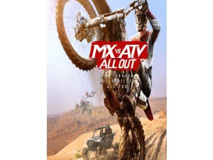 MX vs ATV All Out (PC) Steam Key