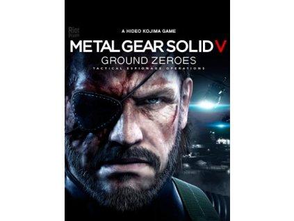 METAL GEAR SOLID V: GROUND ZEROES (PC) Steam Key