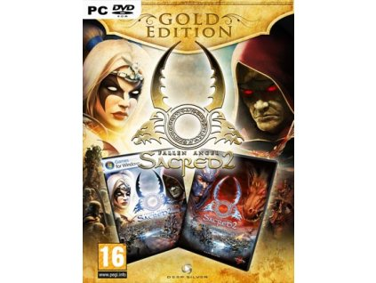 Sacred 2: GOLD (PC) Steam Key