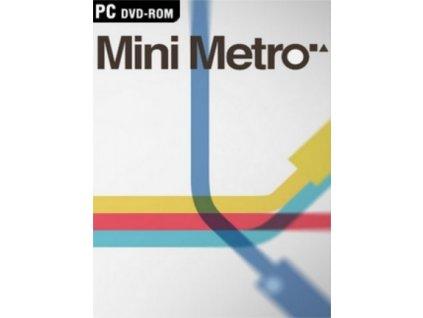 Mini Metro (PC) Steam Key
