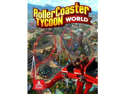 RollerCoaster Tycoon World Deluxe Edition (PC) Steam Key