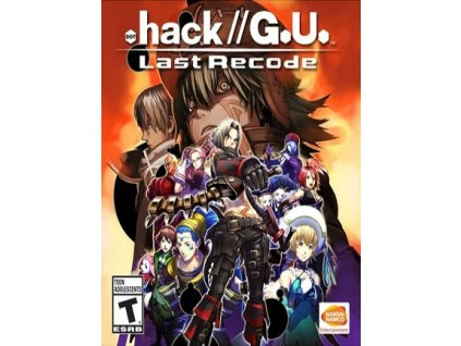 .hack//G.U. Last Recode (PC) Steam Key