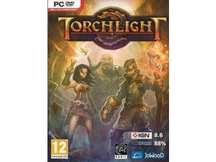 Torchlight (PC) Steam Key
