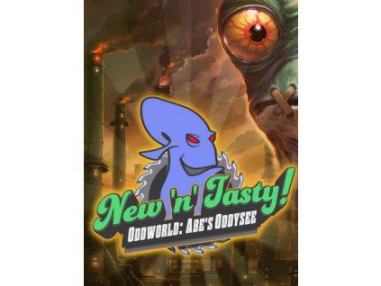 Oddworld: New 'n' Tasty (PC) Steam Key
