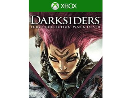 Darksiders Fury's Collection - War and Death XONE Xbox Live Key