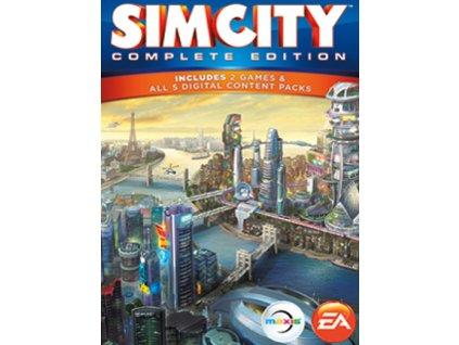 SimCity: Complete Edition (PC) Origin Key