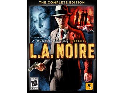 L.A. Noire: Complete Edition (PC) Rockstar Key