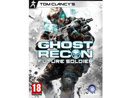 Tom Clancy's Ghost Recon: Future Soldier (PC) Uplay Key