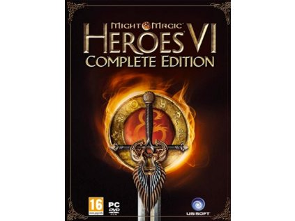 Might & Magic Heroes VI: Complete Edition (PC) Uplay Key