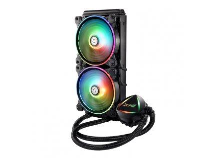 ADATA XPG Levante 240 vodné chladenie CPU, RGB