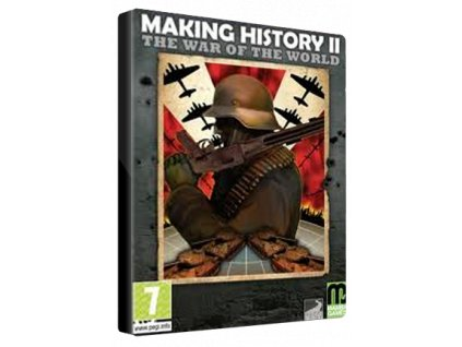 Making History II: The War of the World (PC) Steam Key