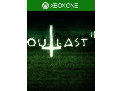 Outlast 2 XONE Xbox Live Key
