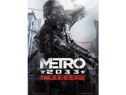 Metro 2033 Redux XONE Xbox Live Key