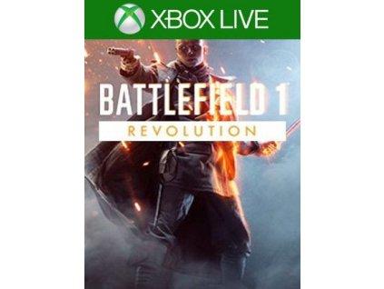 Battlefield 1 Revolution Xbox Live Key