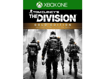 Tom Clancy's The Division Gold Edition XONE Xbox Live Key