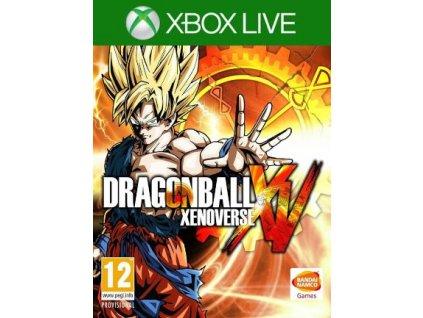 DRAGON BALL XENOVERSE XONE Xbox Live Key