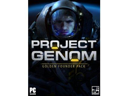 Project Genom - Golden Founder Pack (PC) Steam Key