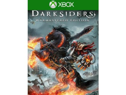 Darksiders Warmastered Edition XONE Xbox Live Key