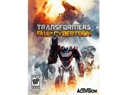 Transformers Fall of Cybertron (PC) Steam Key
