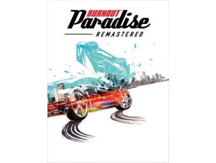 Burnout Paradise Remastered XONE Xbox Live Key