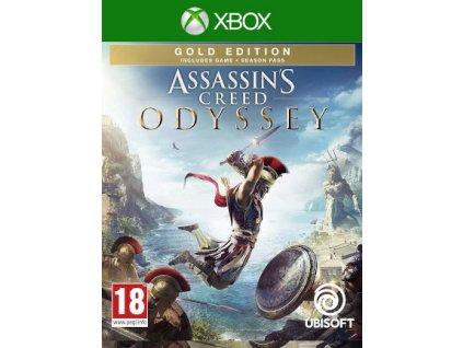 Assassin's Creed Odyssey Gold Edition XONE Xbox Live Key
