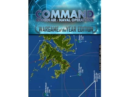 Command: Modern Air / Naval Operations WOTY (PC) Steam Key
