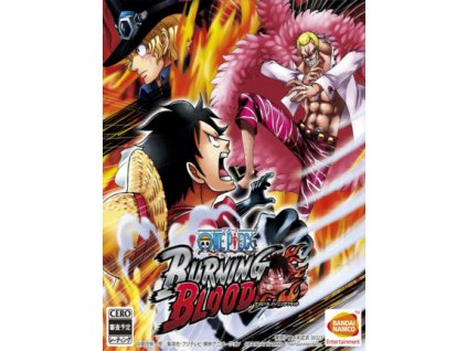 One Piece Burning Blood Gold Edition (PC) Steam Key