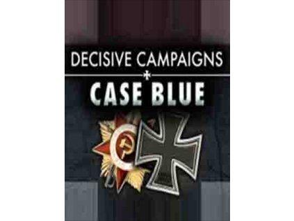 Decisive Campaigns: Case Blue (PC) Steam Key