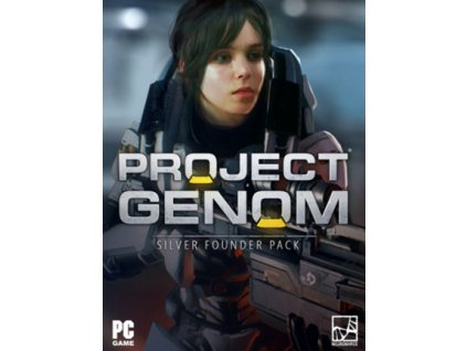 Project Genom - Silver Founder Pack (PC) Steam Key
