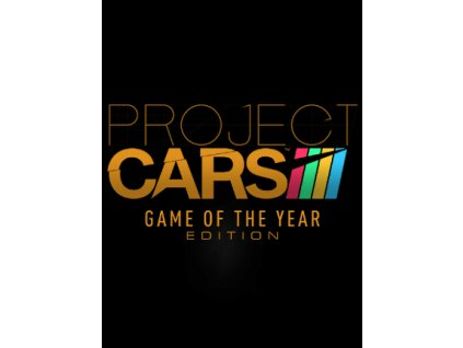 Project CARS Game Of The Year Edition (PC) Steam Key