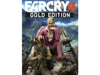 Far Cry 4   Gold Edition (PC) - Ubisoft Connect Key - EUROPE