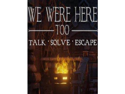 We Were Here Too (PC) Steam Key