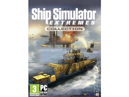Ship Simulator Extremes Collection (PC) Steam Key