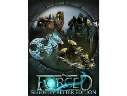 FORCED: Slightly Better Edition (PC) Steam Key