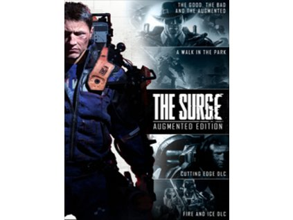 The Surge - Augmented Edition (PC) Steam Key