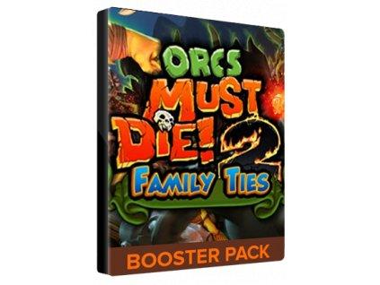 Orcs Must Die! 2 - Family Ties Booster Pack (PC) Steam Key