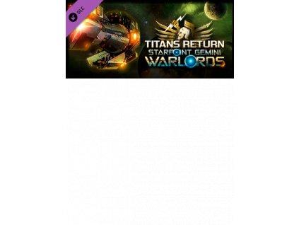 Starpoint Gemini Warlords: Titans Return PC (PC) Steam Key