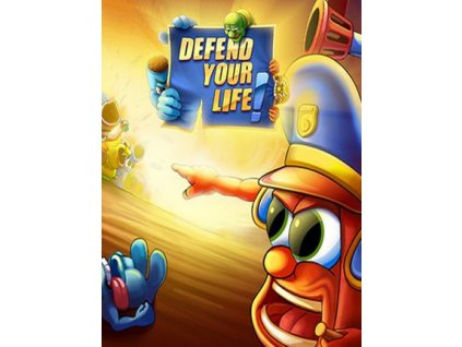 Defend Your Life: TD (PC) Steam Key