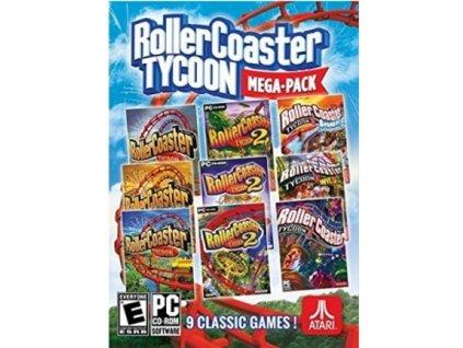 RollerCoaster Tycoon Mega Pack (PC) Steam Key