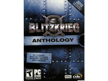 Blitzkrieg Anthology (PC) Steam Key